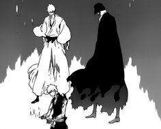 Ichigo, Hichigo and Zangetsu