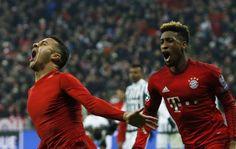 El Bayern resurge de sus cenizas en una noche grandiosa   El Puntero