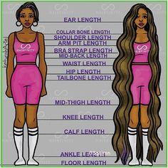 Natural Hair Care Tips, Long Natural Hair, Natural Hair Growth, Natural Hair Journey, Natural Hair Regimen, Relaxed Hair Growth, Relaxed Hair Journey, Natural Hair Styles For Black Women, Hair Growth Charts