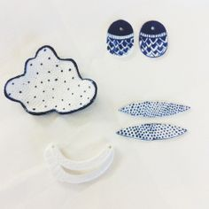 Abby Seymour — Hand painting & forming porcelain workshop March 2014