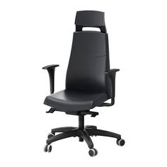 VOLMAR Krzesło obrotowe z zagł./podłok. - - IKEA
