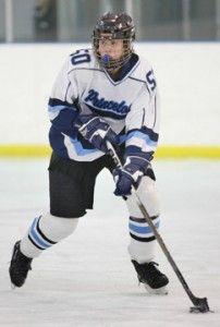 Paced by Senior Stalwarts Herring, Hunter, PHS Girls' Hockey Never Stopped Fighting