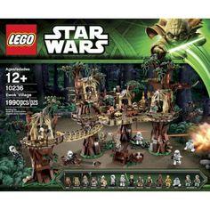 LEGO® Star WARS™ Ewok™ Village 10236