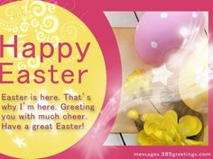 Christian Easter Greetings And Messages Christian Easter Messages - Messages, Wordings and Gift Idea Easter Sunday Images, Happy Easter Sunday, Easter Monday, Message For Husband, Message For Girlfriend, Birthday Wishes Greetings, Easter Wishes, Inspirational Easter Messages, Inspirational Quotes