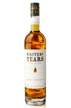 This is a fine whiskey, which strictly speaking is a blend but only contains pot still whiskey and malt whiskey. Unlike other blends it does not contain and grain whiskey. This has been extremely popular since it was first released and is a favourite with our staff.  Writers Tears won the awar