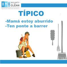 #Típico Cleaning, Hilarious, Fotografia