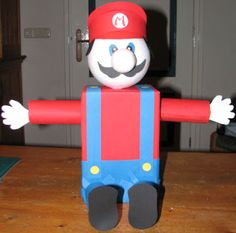 Sinterklaas Surprise Super Mario