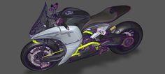 XT concept - Electric sport tourer