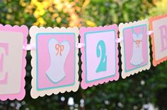 Bride 2 Be banner bridal shower banner by VeroniqueCreations, $40.00