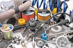 Buying used spares and parts on Junk Mail