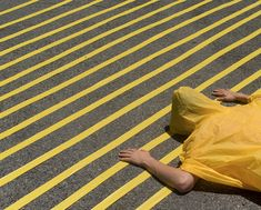 BEN ZANK / show me the way oh holy yellow tape Coral Pantone, Mellow Yellow, Black N Yellow, Bright Yellow, Yellow Belt, Baby Yellow, Color Yellow, Mustard Yellow, Editorial Photography