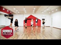 GFRIEND (여자친구) - FINGERTIP (핑거팁) Dance Practice (Mirrored) - YouTube