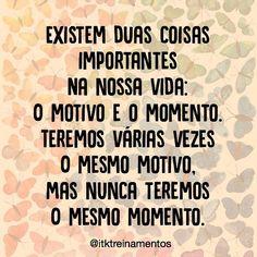 """1,995 curtidas, 12 comentários - ByNina (Carolina Carvalho) (@instabynina) no Instagram: """"Tenha atitude! #regram @itktreinamentos  #frases #momentos #vida #atitude #itktreinamentos"""""""