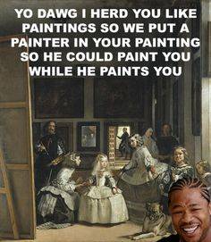 I always liked this painting for that reason.