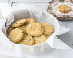Mary Berry's Ginger shortbread
