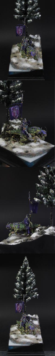 Dark Elves Malus Darkblade
