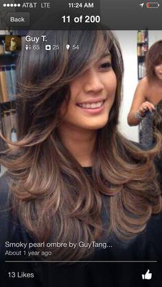 Ombré long hair ❤️it!
