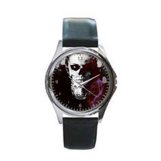 American-Horror-Story-AHS-Tate-Langdon-Leather-Watch-Wristwatch-Evan-Peters