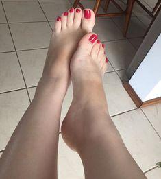 "feeteverywhere10: ""@tici_feet#footmodel #feetnation #prettyfeet #pedicure #lovefeet #nails #whitefeet #barefoot #pies #toes #prettytoes #feeteverywhere #pezinhos #perfectfeet #lovenails #prettynails #footlove #foot #feet #barefeet #pés #flipflops... Wrap Around Ankle Tattoos, Gorgeous Feet, Beautiful, Foot Love, Pretty Toes, Female Feet, Sexy Heels, Flower Prints, Pedicure"