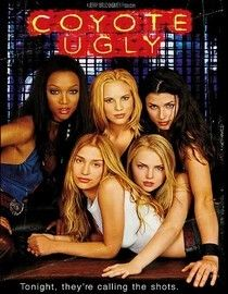 Coyote Ugly is the breakout movie for Piper Perabo as a song writer who ends up in NYC but has to support herself by working at a bar called Coyote Ugly. The bar is owned and staffed by all women and she befriends them as well as makes few enemies as she kickstart her music careers at the bar. Cute little chick flick that appeals to wide range of audience. Worth checking out.