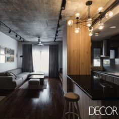 Apartamento no Vietnã oferece aconchego em tons sóbrios no décor. Veja mais: