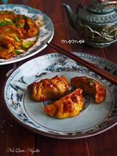 Dumpling Momo Recipe @notquitenigella