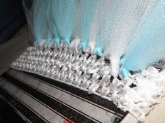 Tutorial for making tutus with crochet headbands.  Gives many ideas for colors of tulle and costumes using the tutus.