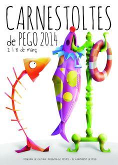 Otra fiesta de Carnaval importante en la provincia de Alicante: el carnaval de Pego