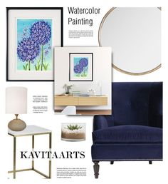 """""""Kavitaarts"""" by monmondefou ❤ liked on Polyvore featuring interior, interiors, interior design, home, home decor, interior decorating and Kavitaarts"""