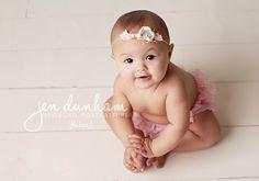 Petaluma Baby Photography | Lillie: 6 Months Old