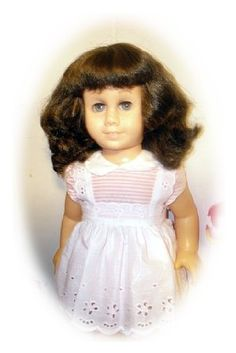 When I was a little girl, my favorite doll was Chatty Cathy. I remember getting her for Christmas.