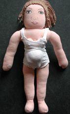 Mom Birth doll