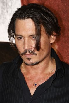Johnny Depp Long Hair | UK TABLOID NEWSPAPERS OUT Johnny Depp attends the European premiere of ...