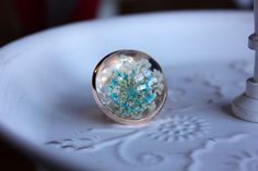 Ring rosegold Dillblüte
