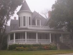 Haunted Baker Mansion, Weatherford, Texas
