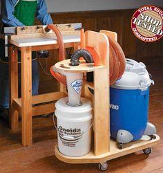 Super-Charge Your Shop Vacuum