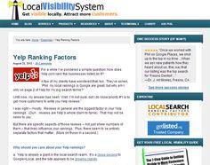 Local Seo, Success, How To Get, Google, Blog, Blogging
