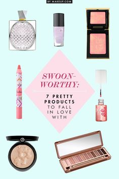 Pretty makeup products to fall in love with