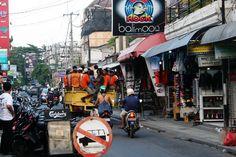 Bali -street-