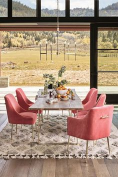 Keep Blushing - 15 Surprising Decorating Ideas From Anthropologie's New Catalog - Photos