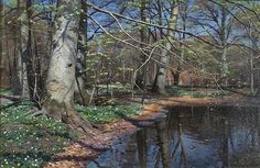 Peder Mork Monsted, Pond