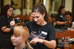 When you think of time. An exciting experience is waiting for you. Come visit our campuses to see what our future professional do day to day. Done With You, Student Life, Cosmetology, Thinking Of You, Spa, Skin Care, American, School, Waiting