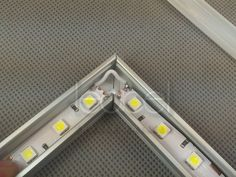 Image result for panel led pasek sciana
