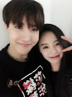 BTS's J-Hope and his sister have the best sibling visuals and sense of style! Meet J-Hope's older sister, Jung Dawon. According ...