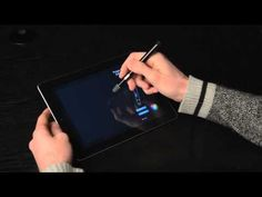 The First Pressure-Sensitive iPad Stylus Might Just Outperform Your Fingers -- amazing!