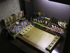 cp's fly fishing and fly tying: Finest Fly Tying Benches Of Colordao