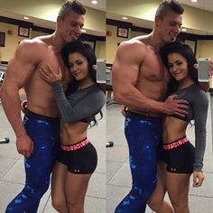 - Fit couple goals! @jessicaarevalo_ - TAG Your #SwoleMate! by ig.health