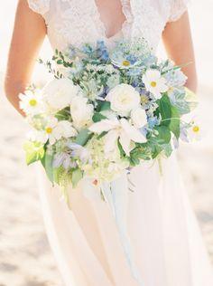 Stunning Blue Bouquet