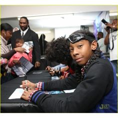 Full Sized Photo of mindless behavior brooklyn performance 16 |... ❤ liked on Polyvore