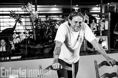 Sons of Anarchy | ''Less and less, but there's always a slight feeling of disposableness with TV because there's always another episode next week,'' Hunnam says. ''There are shows